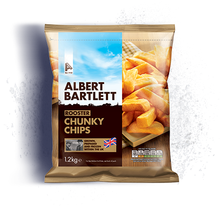 ROOSTER CHUNKY CHIPS